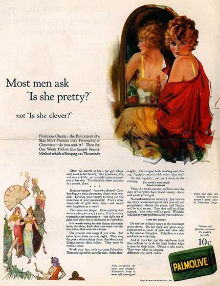 Sexism advertising 11