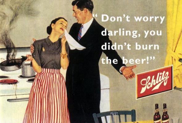 Sexism advertising 13