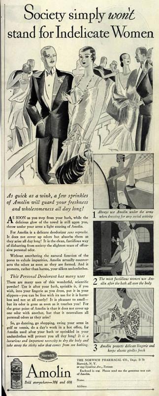 Sexism advertising 17