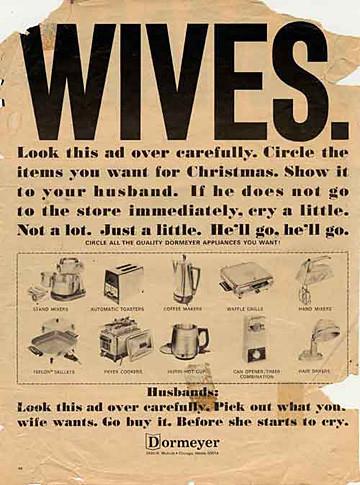 Sexism advertising 7