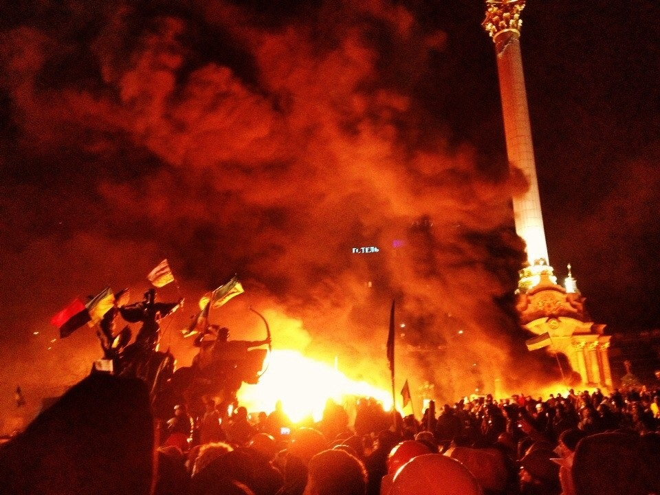 Ukraine protests Feb 2014