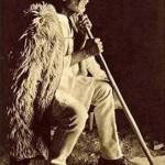 Cioban român anii 1800