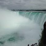 Cascada Niagara de aproape
