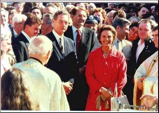 Regele Mihai Budapesta 1988